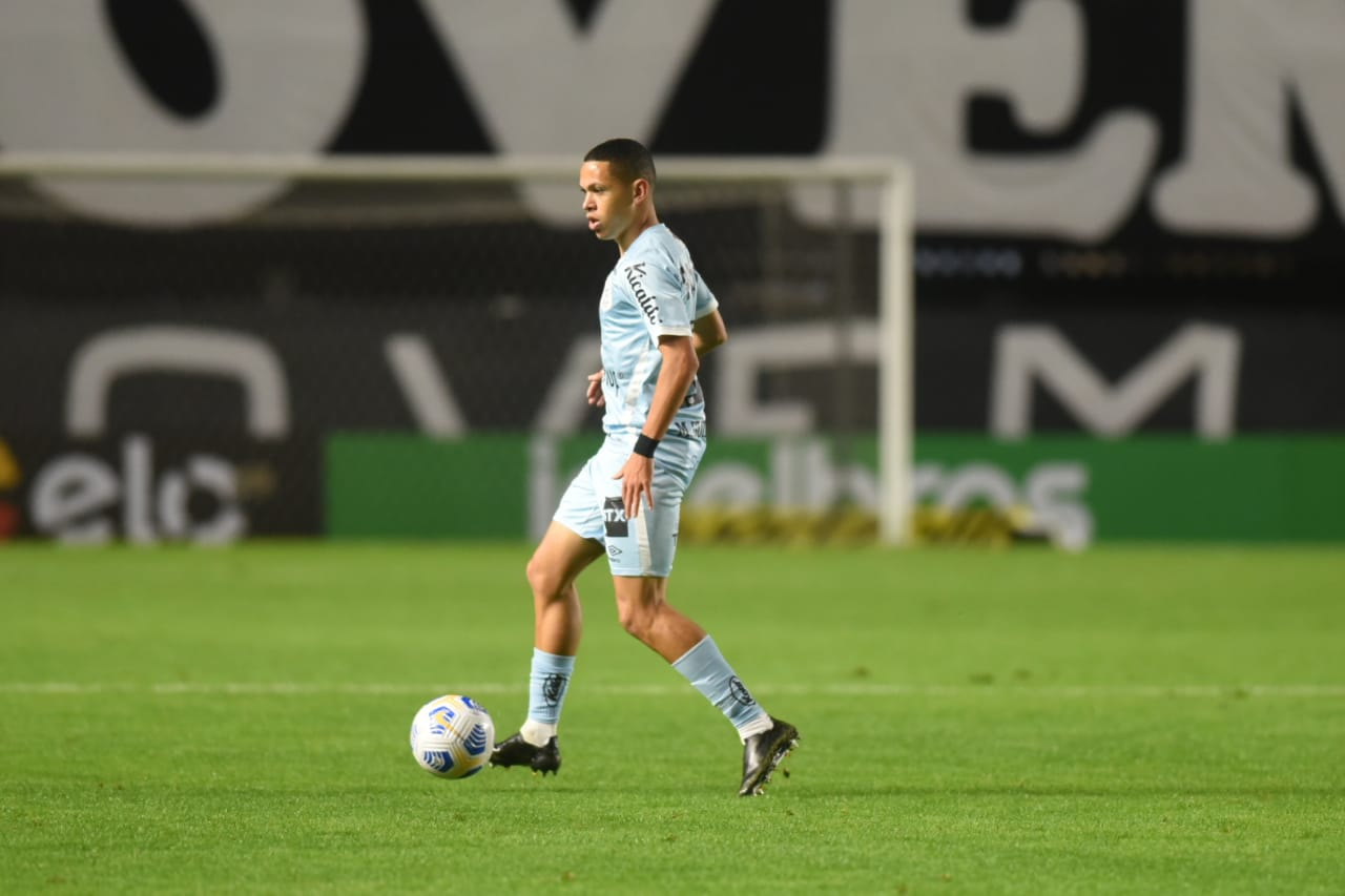 Santos 4 x 0 Juazeirense pela Copa do Brasil: veja fotos