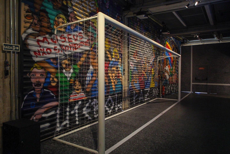 Museu do Futebol é opção de passeio para todas as idades