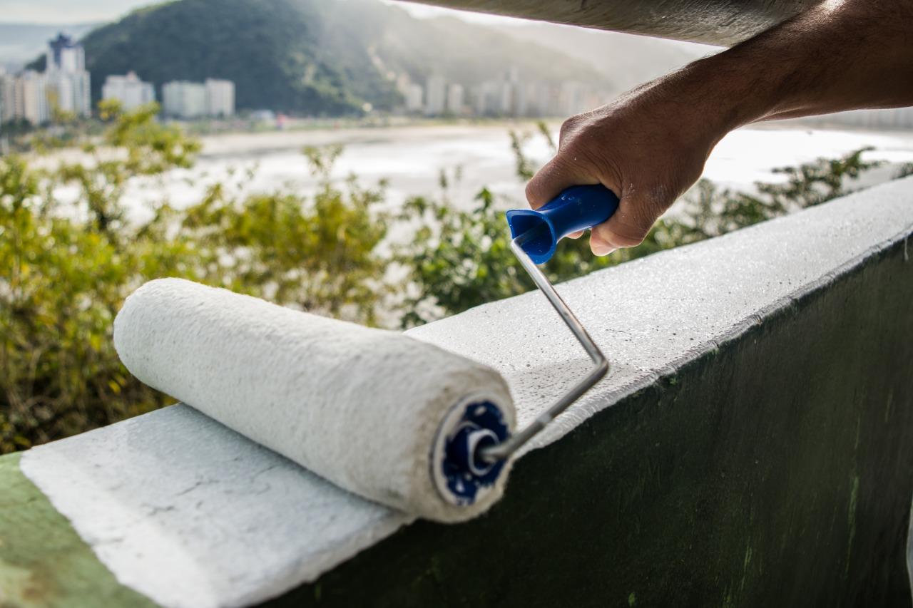 Monumento Oscar Niemeyer em SV passa por revitalização