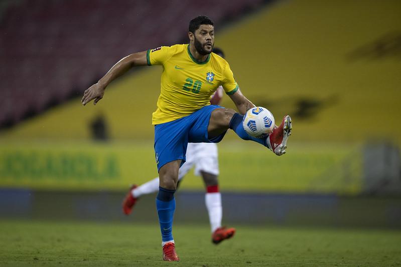 Veja fotos de Brasil 2 x 0 Peru pelas Eliminatórias de 2022
