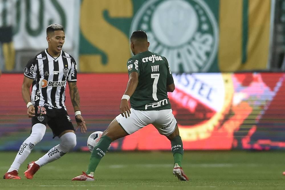 Veja fotos de Palmeiras 0 x 0 Atlético-MG pela Libertadores