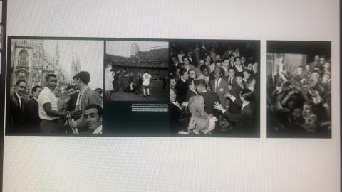 Museu Pelé inaugura exposição com mais de 500 fotos do Rei