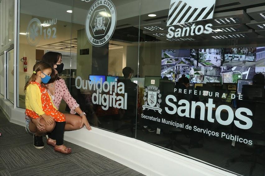 Palácio José Bonifácio retoma visitas monitoradas
