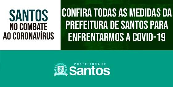 Prefeitura Santos Mobile