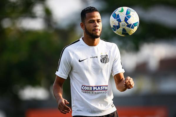 Geuvânio deixa o Santos e assina com time de Luxemburgo na China