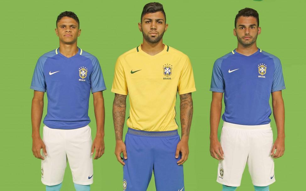 5bdd4a5f3f CBF divulga novos uniformes da Seleção Brasileira em rede social - Diário  do Litoral