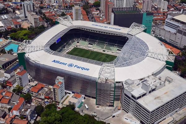 CBF confirma Brasil x Chile no Allianz Parque
