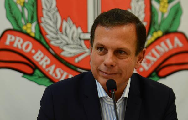 Doria critica aumento de imposto no combustível e vê reflexo na tarifa