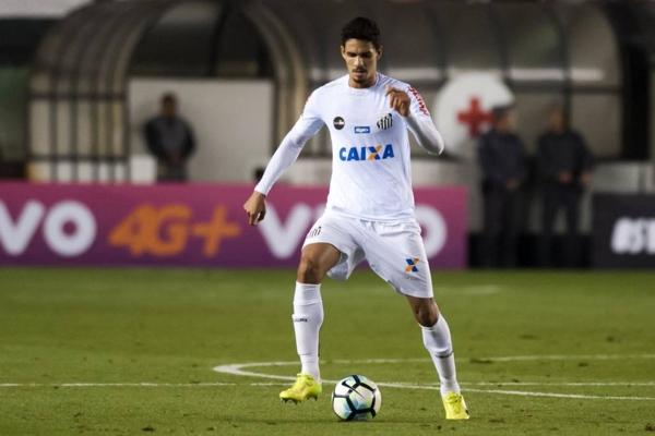 Cartão amarelo é confirmado e Santos perde Veríssimo contra o Bahia