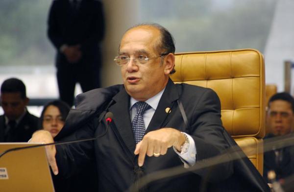 STF tem mãos 'queimadas' por intervir no sistema eleitoral — Gilmar