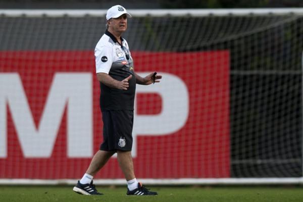 Brasileirão: Santos e Fluminense empatam sem gols no Pacaembu