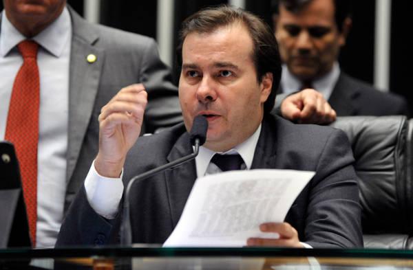 Votação da reforma da Previdência terá de ser reorganizada — Maia