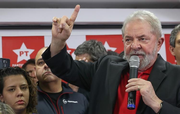 Lula será ouvido no segundo processo a que responde no âmbito da Operação Lava Jato