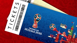 Ingressos para a Copa do Mundo de 2018 começarão a ser vendidos nesta quarta (13)