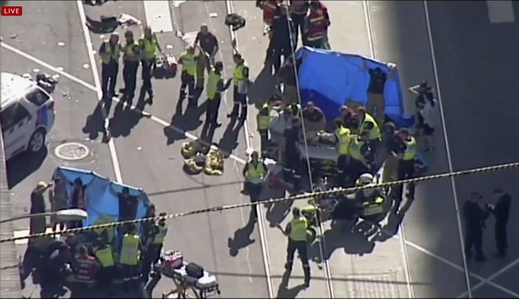 Condutor que atropelou peões em Melbourne tinha problemas mentais