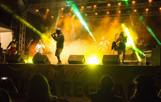 O 13º Festival Regado a Reggae tem sua agenda de shows confirmada para esta sexta-feira (26) e sábado (27)