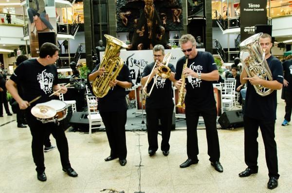 O festival trará, gratuitamente, atrações musicais da Bossa Nova, além de apresentações de projetos sociais