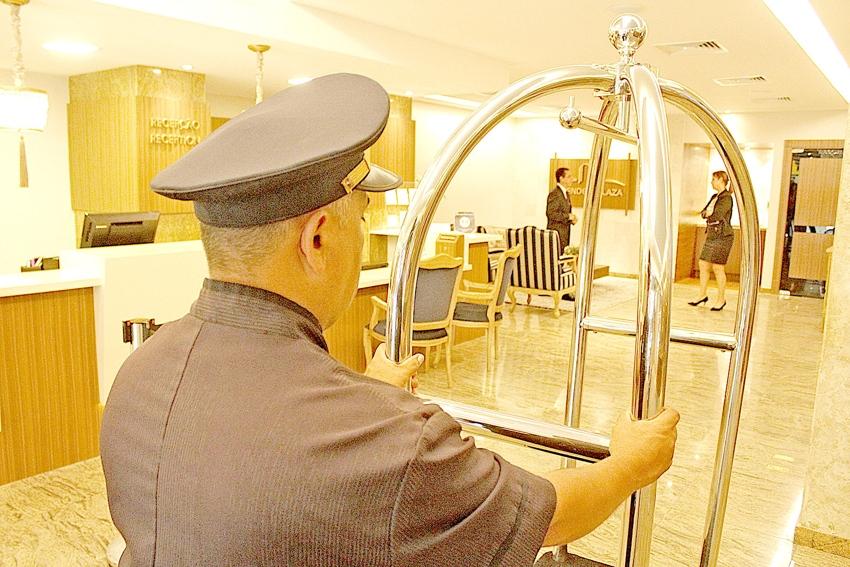 A cidade de Santos registra 83% de ocupação hoteleira, segundo pesquisa