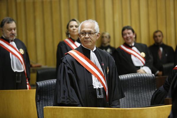 O ministro João Batista Brito Pereira tomou posse como novo presidente do TST