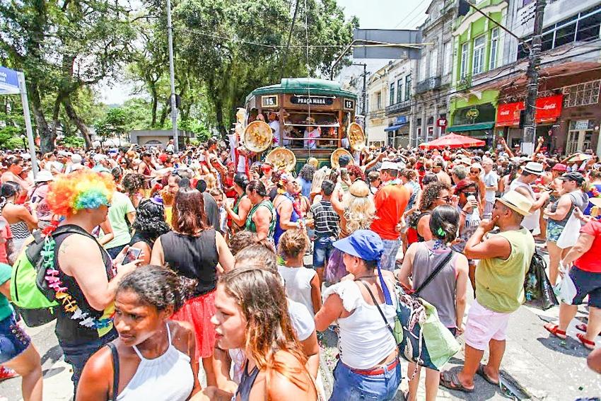 Em Santos, a linha Turística do Bonde funciona das 10h30 às 17h.