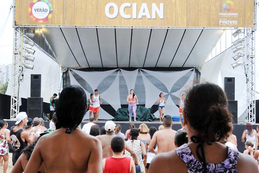 Projeto Estação Verão abre espaço para o Carnaval