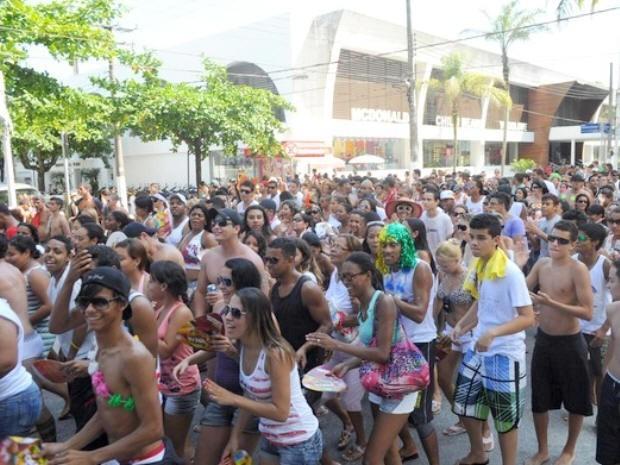 A programação se estenderá por todo Carnaval