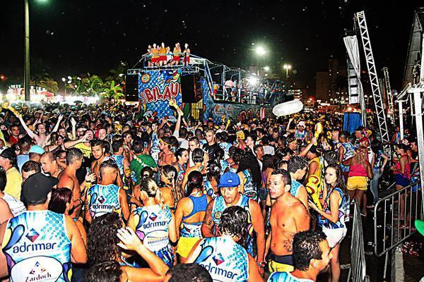 Carnaval de Mongaguá tem lazer para toda a família