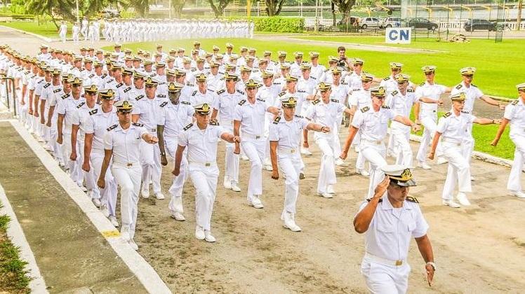 As inscrições podem ser realizadas pelo site da Marinha até o dia 2 de março