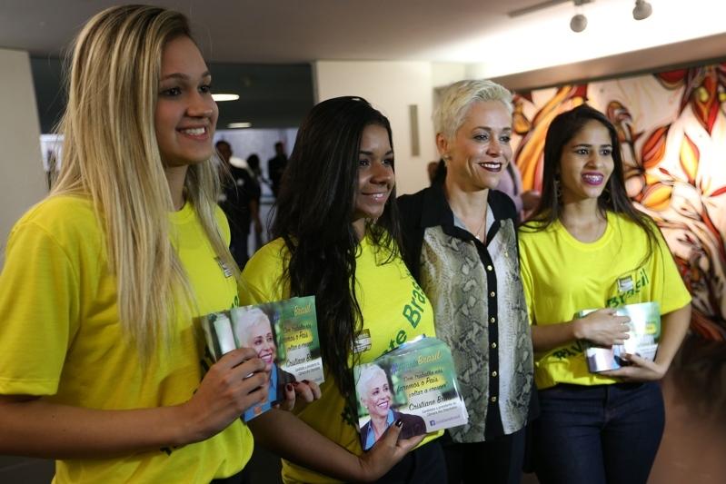 Cristiane Brasil pediu que o STF 'defina 'ogo' questão da sua posse como ministra do Trabalho