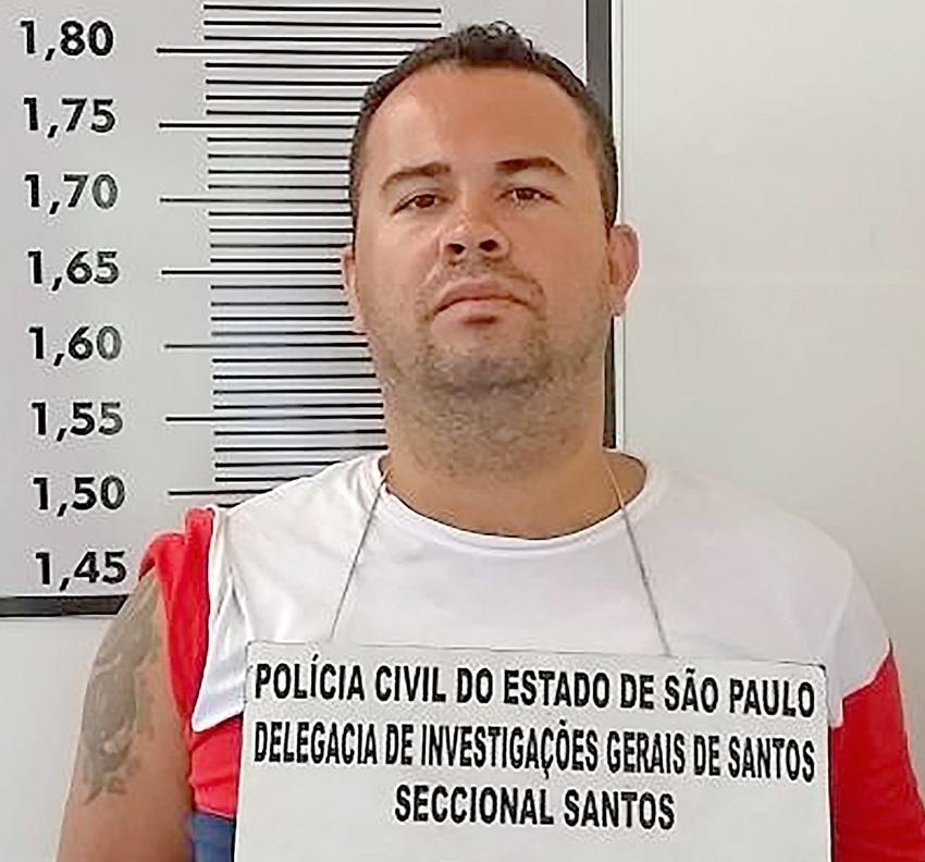 André Marcos Evangelista Ribeiro foi condenado a 18 anos de prisão