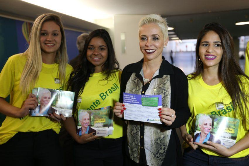 A presidente do STF, Cármen Lúcia manteve suspensa a posse de Cristiane Brasil como ministra do Trabalho