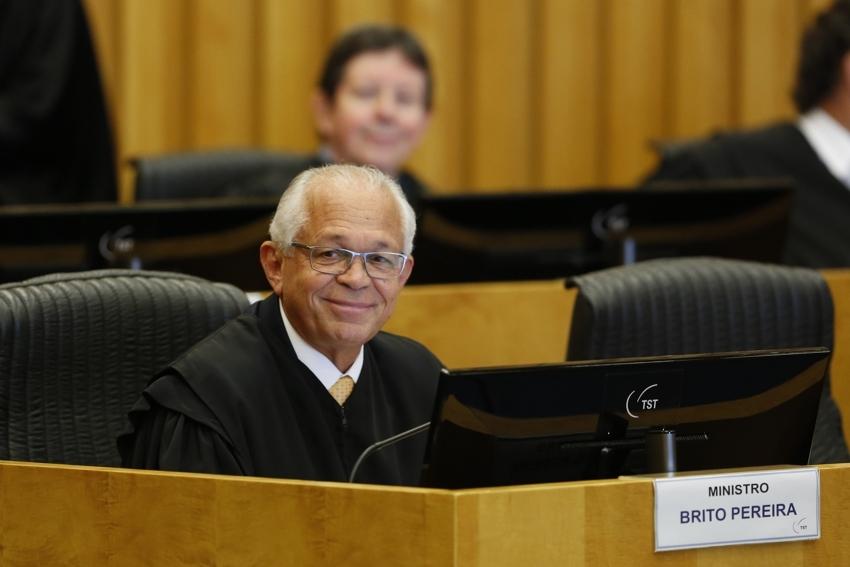 A Presidência da Corte será comandada pelo ministro João Batista Brito Pereira