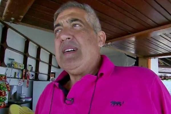 Félix, de 52 anos, estava hospitalizado no Hospital Regional de Itanhaém, no litoral paulista