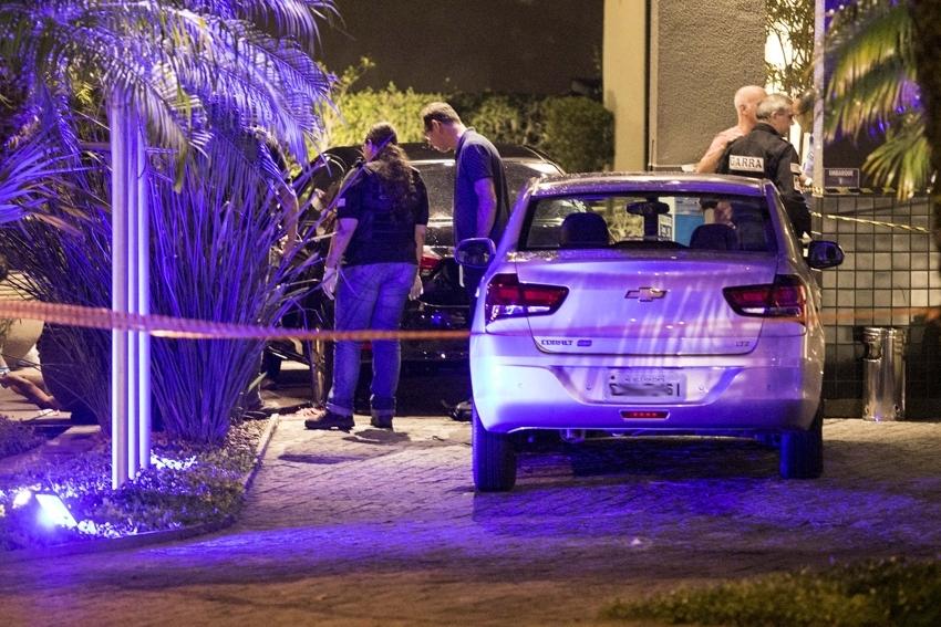 Morte aconteceu em frente a um hotel no Jardim Anália Franco