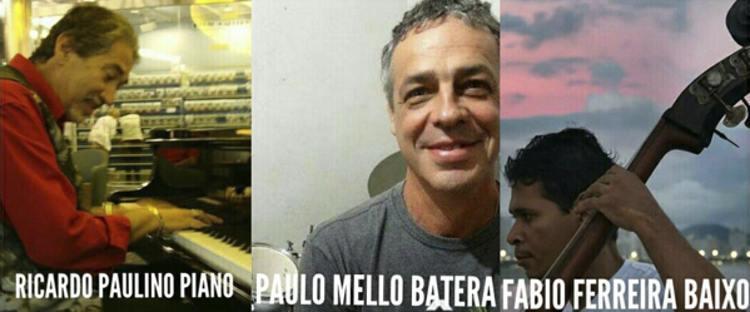 O pianista Ricardo Paulino convida o saxofonista José Luiz Ubida