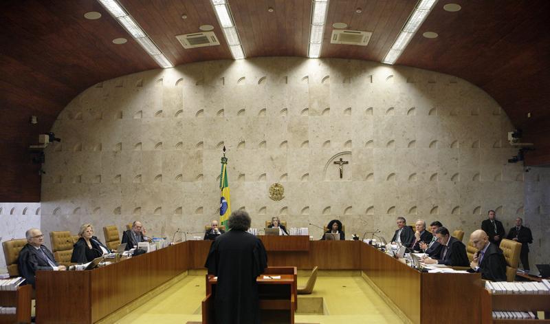 STF determina execução de pena de deputado condenado em segunda instância