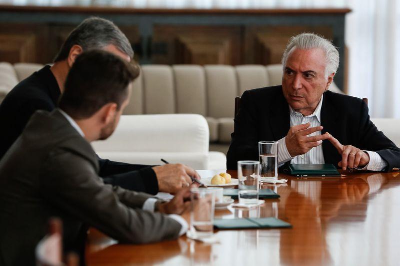 Temer explicou que o comitê que será criado terá participação da União e do estado