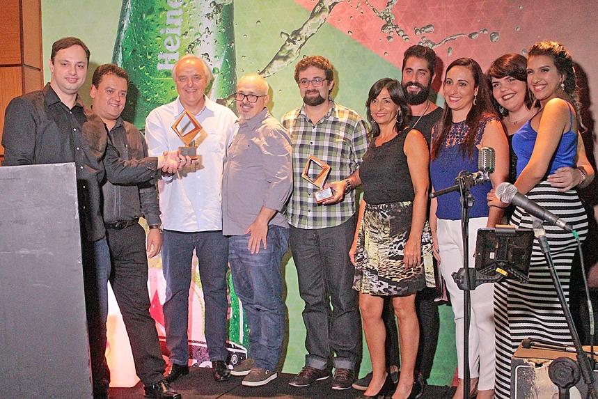 Com dois troféus, a Agência DSPA foi a grande vencedora da 2º edição do Prêmio PS Media, evento que destacou as melhores campanhas publicitárias de mídia exterior (outdoor) da Baixada Santista