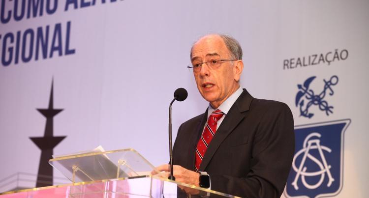 Durante o evento, o presidente da estatal também anunciou a instalação de 13 novas plataformas de petróleo na Bacia de Santos