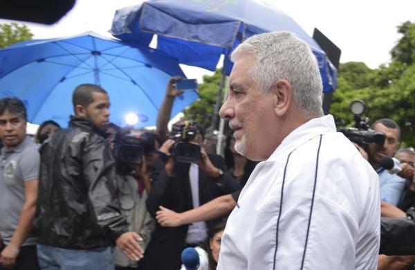 Barroso nega concessão de indulto a Henrique Pizzolato