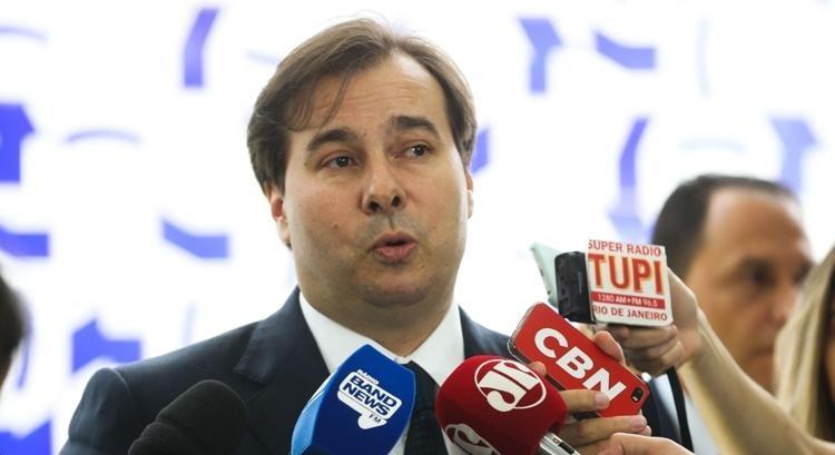 A pré-candidatura do deputado foi oficializada nesta quinta, durante convenção nacional do DEM em Brasília