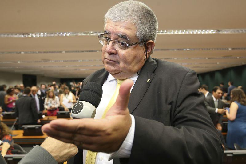 O ministro ainda declarou ter orgulho de ser político