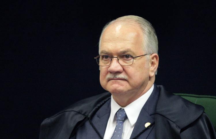 Relator do caso, ministro Fachin vota contra habeas corpus de Lula