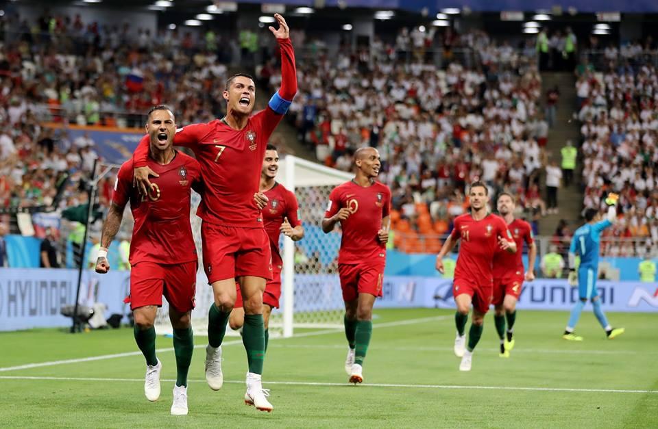 9168c84588 Cristiano Ronaldo perde pênalti