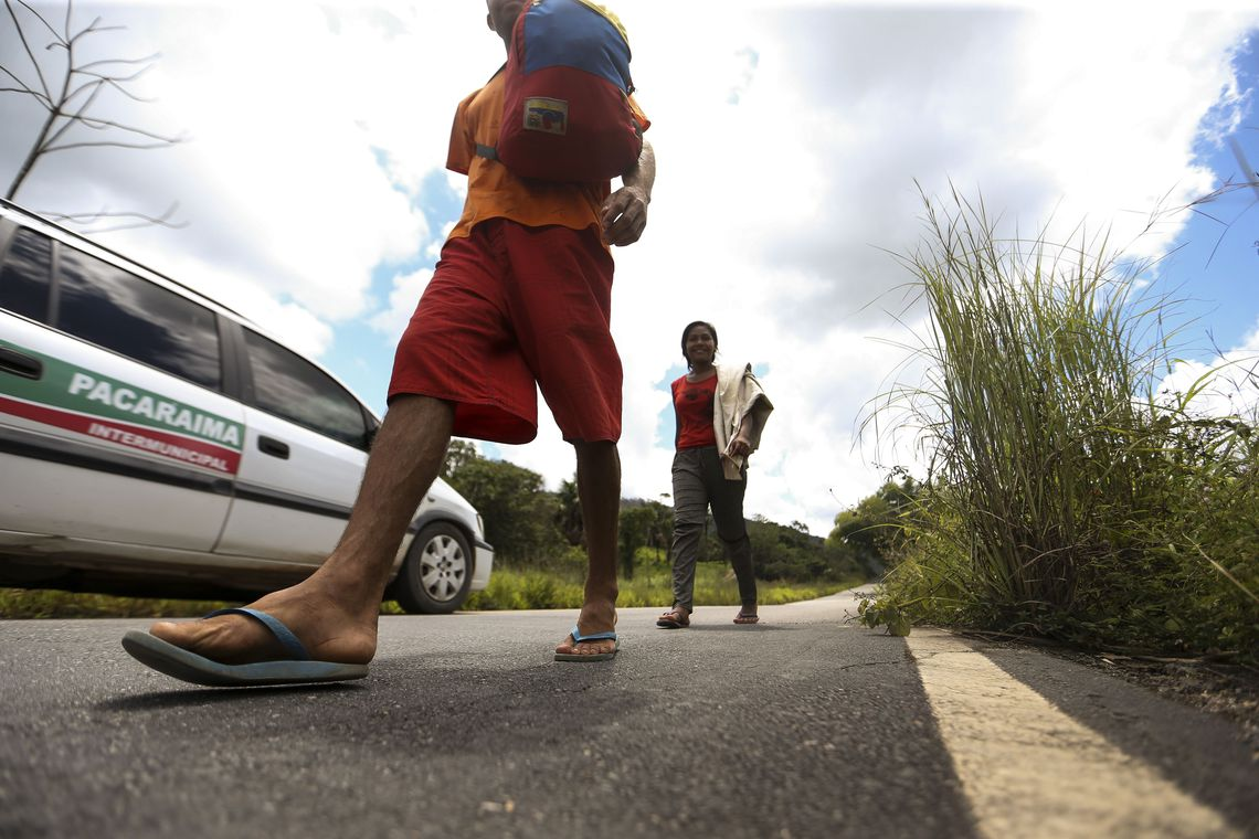 Na proposta, Roraima insiste que seja repassado pelo governo federal os valores referentes a gastos do estado com saúde e educação para atendimento a venezuelanos