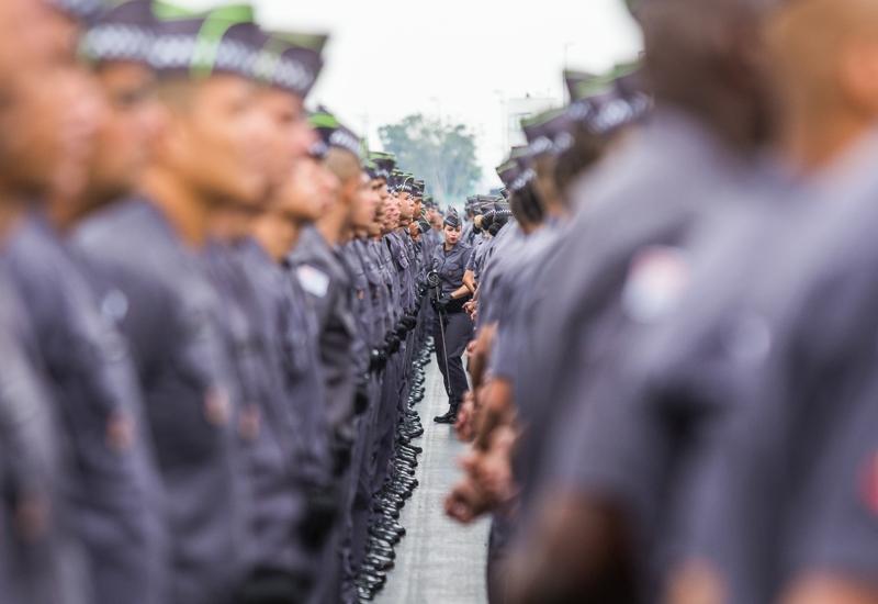 O armamento será utilizado no policiamento ostensivo e preventivo
