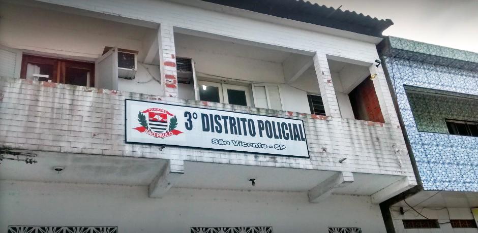O 3º Distrito Policial de São Vicente passou a ter atendimento ao público por 24 horas