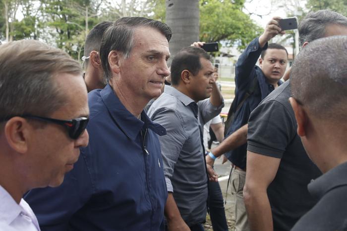 Imprensa internacional repercute vantagem de Bolsonaro