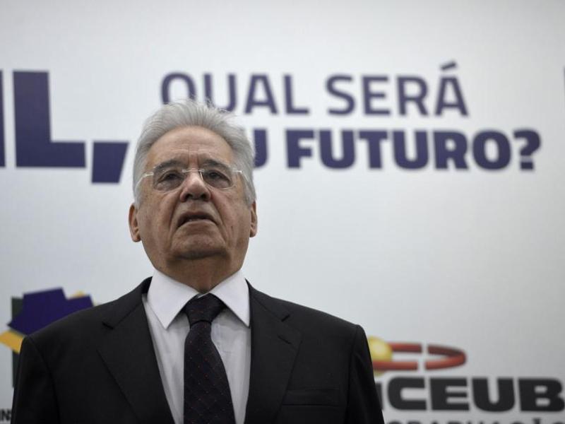 FHC disse que Fernando Haddad ainda não o procurou
