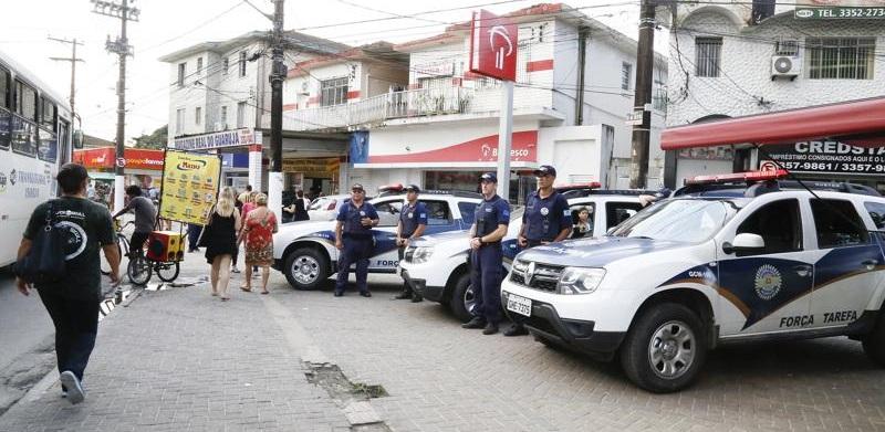 A iniciativa é da Secretaria de Defesa e Convivência Social (Sedecon), por meio das diretorias da Guarda Civil Municipal, Força-Tarefa e Trânsito, e conta também com o apoio das Polícias Militar e Civil